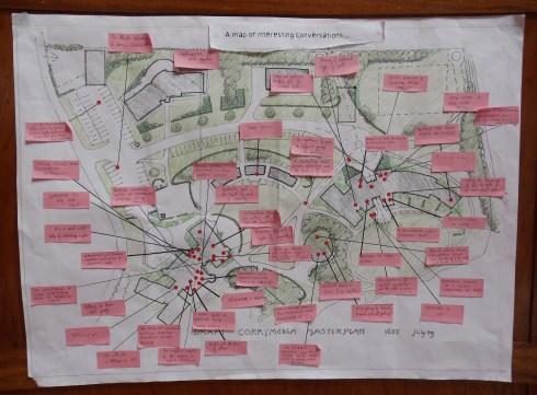 Map of Interesting Conversations 2